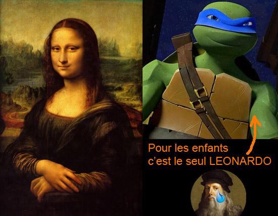 louvre-enfants-joconde-leonardo-tortue-ninja