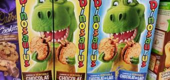 Les gâteaux Dinosaurus deviennent ronds ! C'est un scandale !