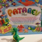 Patarev- La pâte à modeler qui se solidifie pour faire des figurines