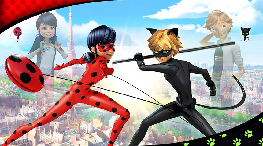 miraculous-les-aventures-de-ladybug dessin anime