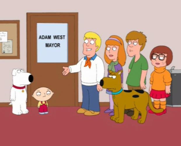 La d ch ance de scooby doo l 39 horreur graphique du nouveau dessin anim quand on est papa - Personnage scooby doo ...