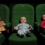 A partir de quel âge peut-on emmener son enfant au cinéma ?