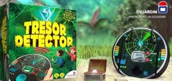 Test du jeu Trésor Detector