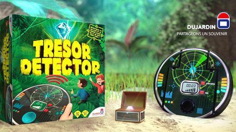 Trésor Detector  TF1 Games  Jeux Dujardin