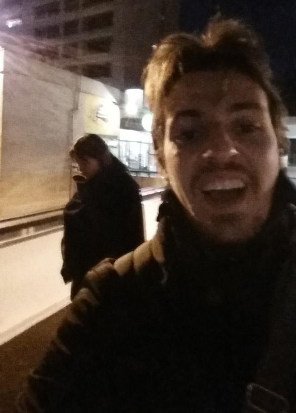 selfie-femme-enceinte-douleur-contraction