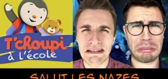 T'choupi à l'école : la 4ème vidéo française la plus vue sur Youtube