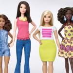 Les poupées Barbie se refont une beauté en 2016