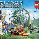 Jouer au jeu Lego Jurassic Park avant de regarder les films avec ses enfants
