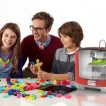 Mattel sort une imprimante 3D pour enfants afin de fabriquer leurs propres jouets