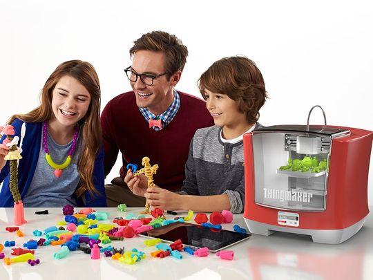 Mattel sort une imprimante 3d pour enfants afin de - Imprimante 3d enfant ...