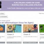 Code.org pour apprendre aux enfants à coder dés 6ans !