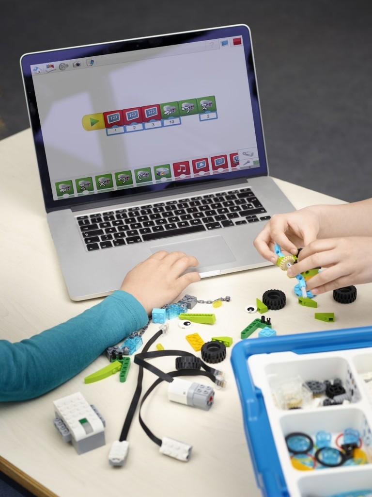 lego wedo robotique programmation enfants 2