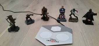 Avis sur les jeux et figurines Disney Infinity