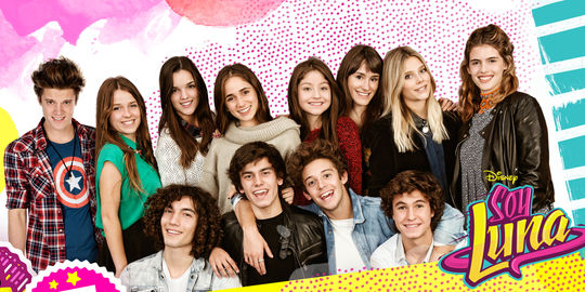 serie tv disney soy luna enfants