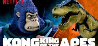 Kong le roi des singe, le pilote du dessin animé m'a franchement étonné !