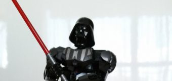 #FêteDesPère : Le plus Dark des papas en Lego