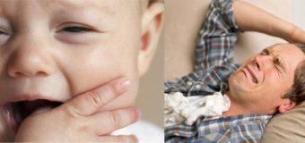 Comment aider un bébé qui a mal aux dents ?