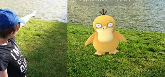 Pokémon Go – Vous enfants vont enfin sortir jouer dehors !