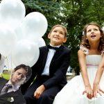 Faut-il emmener ses enfant à un mariage ?