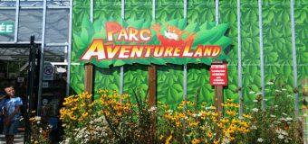 Aventure Land : Accrobranche et aires de jeux pour petits et grands