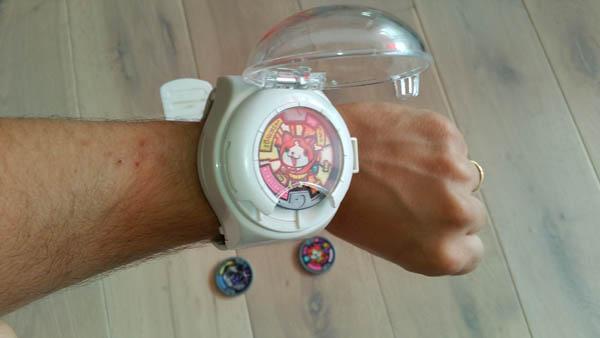 yo-kai watch jouet