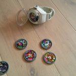 Test de la montre et des médaillons Yo-kai Watch