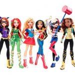 Enfin des figurines de super héroines chez DC