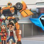 Découverte de Tobot les concurrents des Transformers (test des jouets)