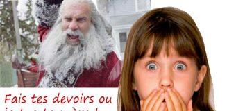 La menace du Père Noël