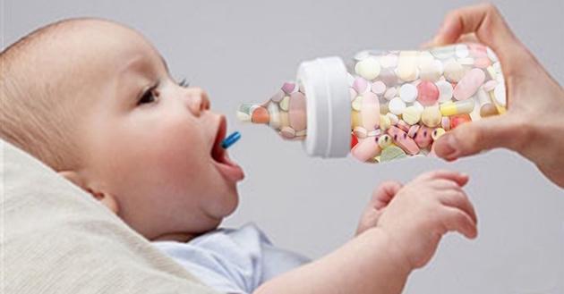 bebe-medicaments