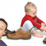 Le cauchemar des nouvelles chaussures