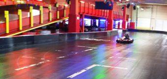 Premier karting pour enfant (7ans)