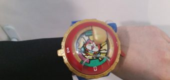 Aperçu de la nouvelle montre Yo-Kai Watch modèle 0
