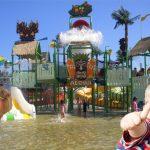 Première visite à Aqualand (Par aquatique à Saint-Cyr-Sur-Mer)