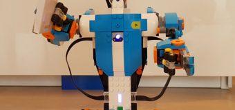 Lego Boost : le Lego programmable facilement depuis une tablette