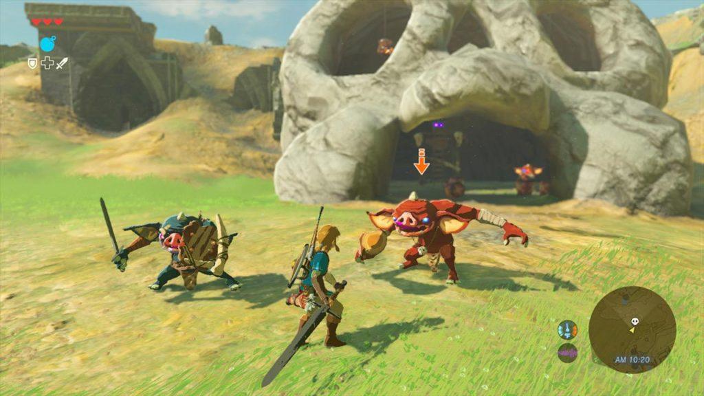 the-legend-of-zelda-Nintendo-debut