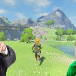 Alors ce Zelda Breath of the wild est-il fait pour les enfants ?