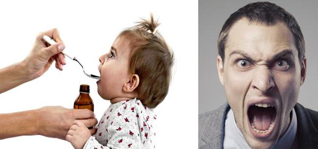 enfant-malade-papa-fatigue