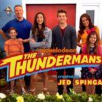 Thunderman : la famille de super héros par Nickelodeon