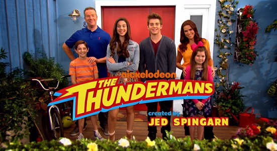 thundermans serie tv nickelodeon
