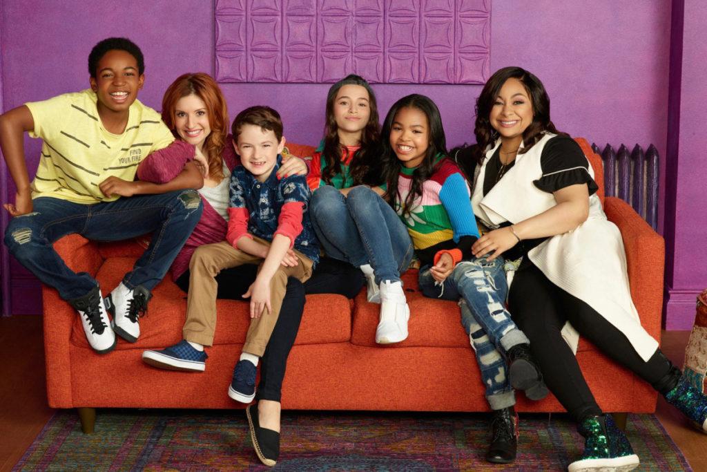 Raven serie TV Disney