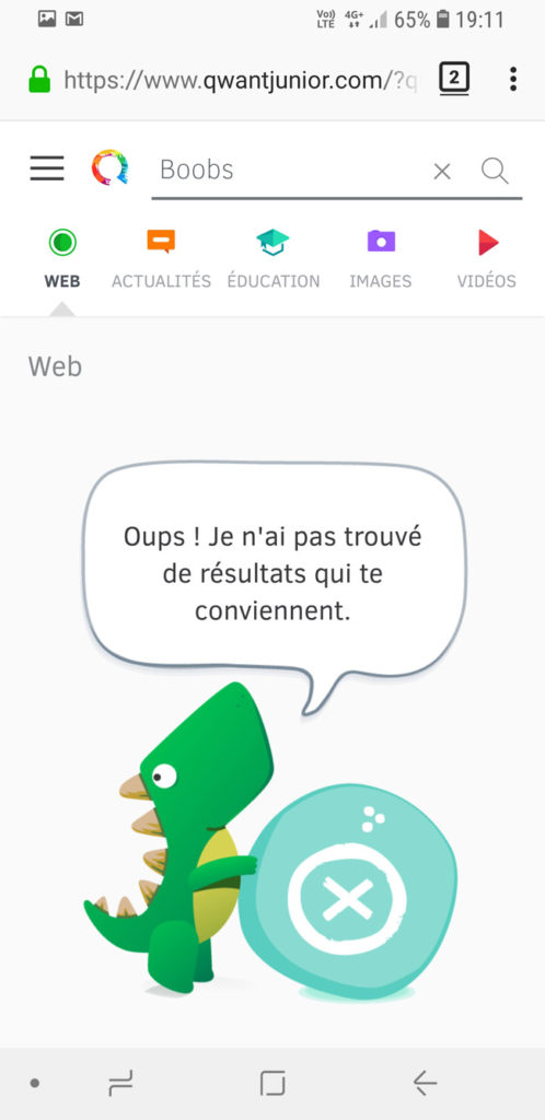 Qwant-junior-enfants-censure