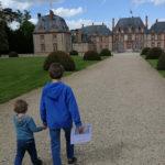Visite au Château de Breteuil – le château des contes de Perrault
