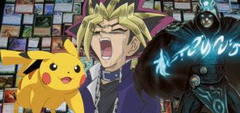 Initier ses enfants aux cartes à jouer et collectionner : Pokémon VS Magic