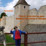 Visite de la cité médiévale de Provins