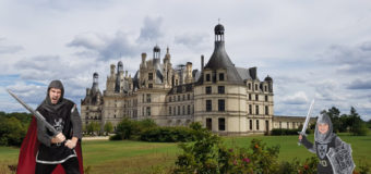 Le Chateau de Chambord