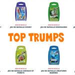 Découverte des jeux de carte Top Trumps