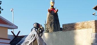 Le Parc Astérix et l'ambiance si particulière d'Halloween