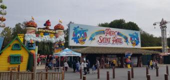 Première visite au Parc Saint-Paul