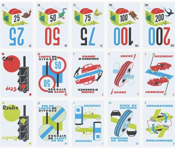 mille bornes traditionnel